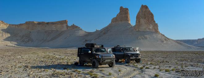 О том, как мы съездили в Казахстан (2015)