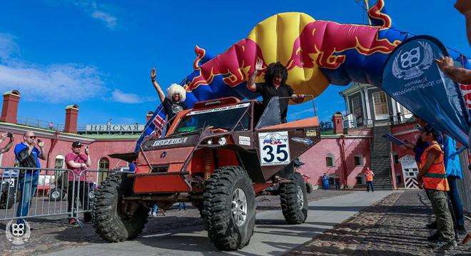 1-й этап Чемпионат России по трофи-рейдам 2017